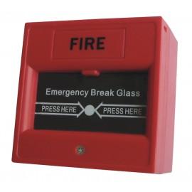 Botón de Incendio