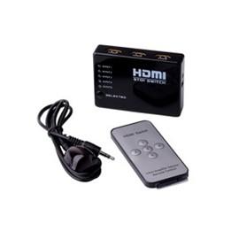 Derivador 5 HDMI a 1 Adaptador