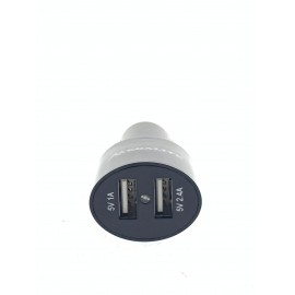 Fuente USB 12-24V / Salida 2x5v / Corriente Salida 3400mA