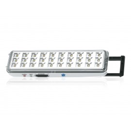 Luz de Emergencia 30 Leds de alto Brillo con batería de Litio