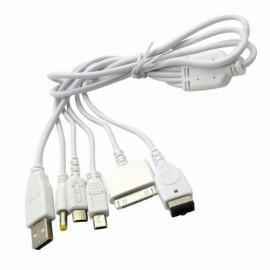 Adaptador USB 5 en 1