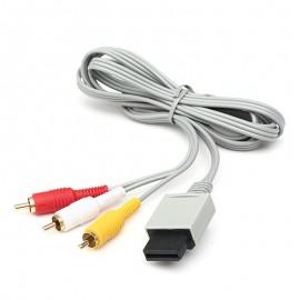 Audio Video para Wii