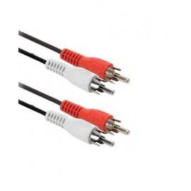 2 plug RCA a 2 plug RCA - 1.50mts.