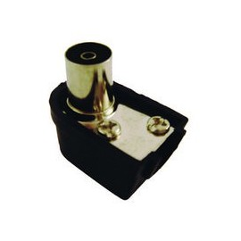 Jack PAL lateral 75 Ohms