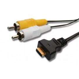 USB, Audio y Video para cámaras Casio
