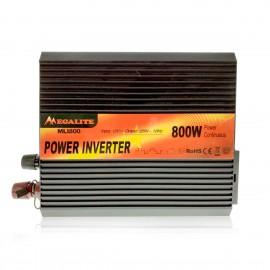 Inversor 12V-220V. / 800W. Máximo