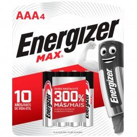 ENERGIZER ALCALINA E91 AAA BL/4