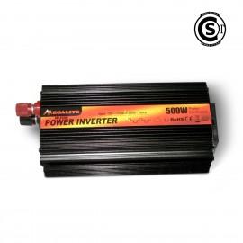 Inversor 12V. - 220V. / 500W. Máximo