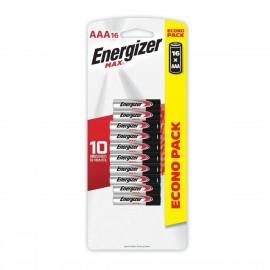 ENERGIZER ALCALINA E92 AAA BL/16