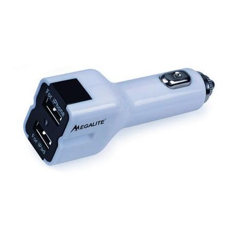 Fuente USB 12-13.8v / Salida 2x5v / Corriente Salida 2100mA
