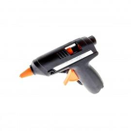 Pistola de encolar de plástico 25W.