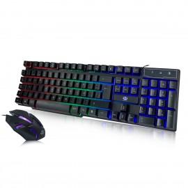 Kit Gaming 2 en 1 · Teclado y Mouse