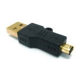 USB macho A a mini USB de 4 pines