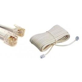 Cables de telefonía y datos